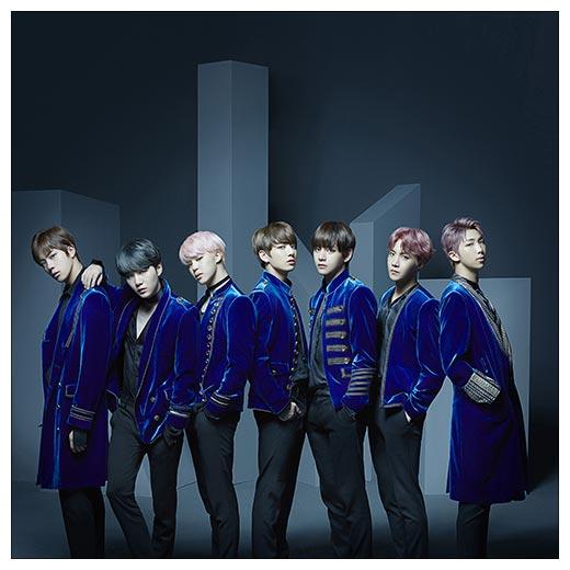 Неформатный постер BTS / Bangtan Boys / Beyond The Scene